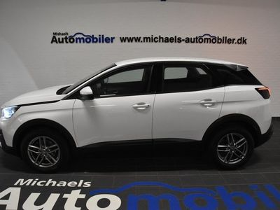 used Peugeot 3008 1,6 BlueHDi 120 Active