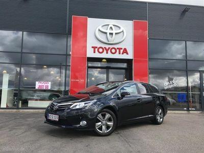usata Toyota Avensis 1,8 VVT-I T2 Premium 147HK 6g