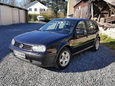 brugt VW Golf 2.0 116 HK Trendline