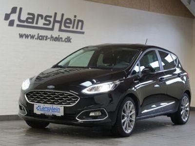 brugt Ford Fiesta SCTi 140 Vignale