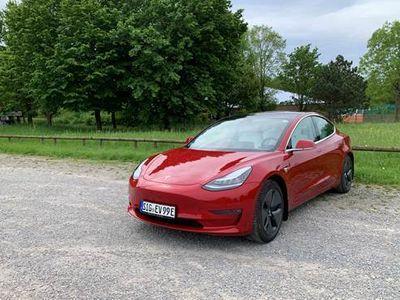 brugt Tesla Model 3 Long Range / AWD / Autopilot / White Interior