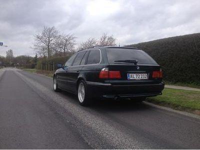 brugt BMW 540 4,4 V8 Touring aut. steptr. Xenon+Navi+M-pakke+Facelift