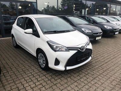 käytetty Toyota Yaris 1,0 VVT-i T2