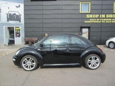 brugt VW Beetle 2,0 115HK 3d