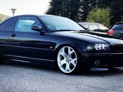 brugt BMW 325 2,5 Coupé