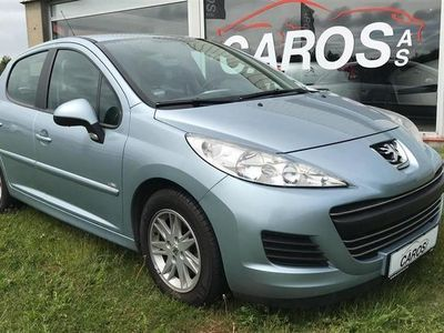 brugt Peugeot 207 1,6 HDi 16V 90HK 5d