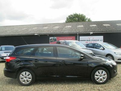 brugt Ford Focus 1,6 Ti-VCT 125 Trend stc. aut.
