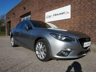 używany Mazda 3 2,2 Sky-D 150 Optimum