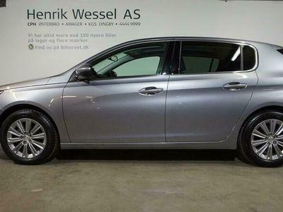 brugt Peugeot 308 1,2 e-THP Allure+ 130HK 5d A