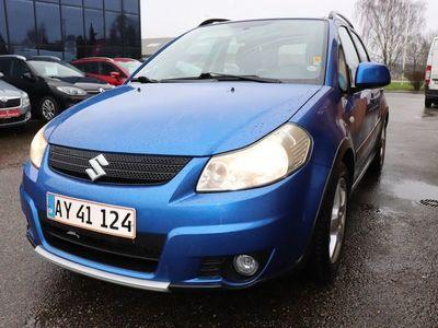 brugt Suzuki SX4 1,6 GL-A