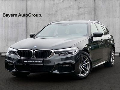 brugt BMW 530 i 2,0 Touring Connected xDrive aut.