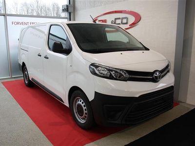 usado Toyota Proace Long 2,0 D Comfort m/bagklap 120HK Van 6g