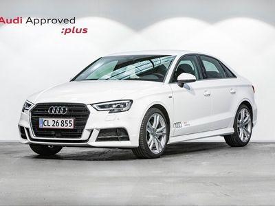 brugt Audi A3 40 TFSi Sport Limited S-tr.