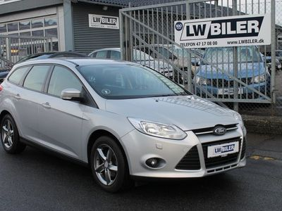 brugt Ford Focus 1,6 Ti-VCT 105 Trend stc.