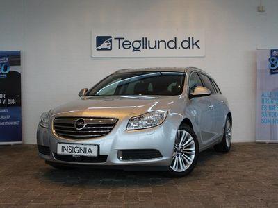 brugt Opel Insignia 2,0 CDTi 160 Cosmo ST eco