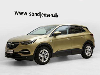käytetty Opel Grandland X 1,2 T 130 Enjoy