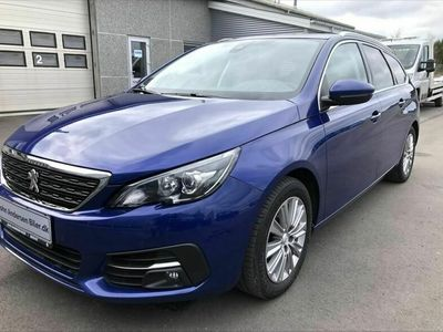 brugt Peugeot 308 SW 1,6 BlueHDi 1,6 Selection Sky 120HK Stc