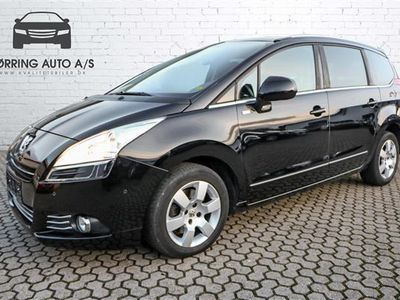 used Peugeot 5008 1,6 BlueHDi Style 120HK 6g - Personbil