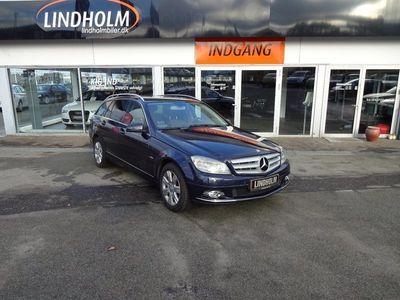 brugt Mercedes C250 2,2 CDi Avantgarde st.car BE