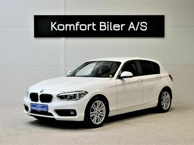 brugt BMW 118 d aut. 2,0