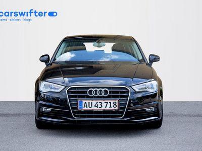 brugt Audi A3 2,0 TDi 150 Ambition 4d