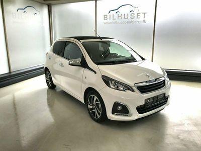 brugt Peugeot 108 1,0 e-VTi 69 Desire TOP!