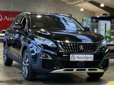 brugt Peugeot 3008 1,2 e-THP Allure 130HK 6g