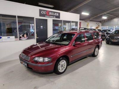 käytetty Volvo V70 2,4 T Addition