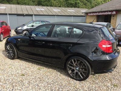 brugt BMW 123 d