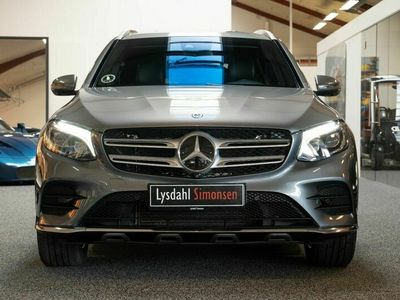 brugt Mercedes GLC350 d 3,0 AMG Line aut. 4-M Van