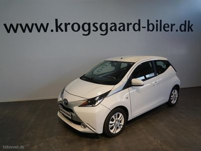 second-hand Toyota Aygo 1,0 VVT-I X-Pure 69HK 5d