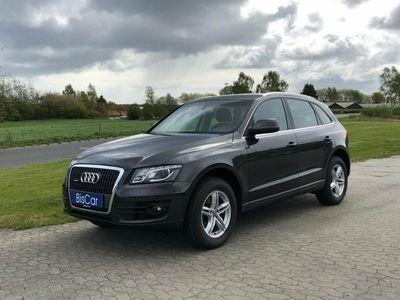 usado Audi Q5 2,0 TDi 170 quattro
