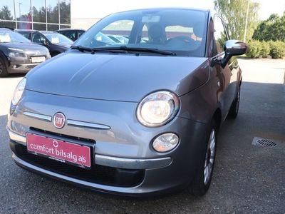 brugt Fiat 500 1,2 Popstar