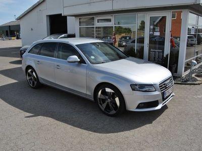 brugt Audi A4 2,0 TDi 143 S-line Avant Multitr.