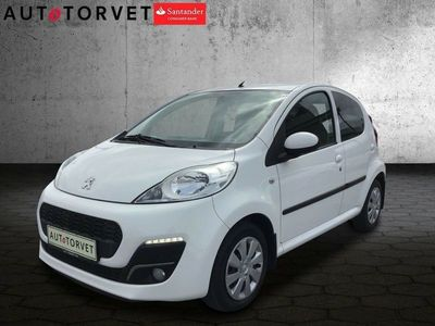 brugt Peugeot 107 1,0 Active 2-tronic