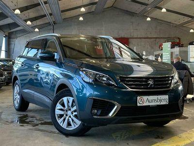 brugt Peugeot 5008 1,6 BlueHDi Active EAT6 120HK 5d 6g Aut.