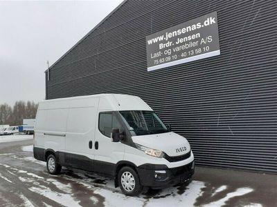 brugt Iveco Daily 35S14 12m3 2,3 D 136HK Van 8g Aut. 2016