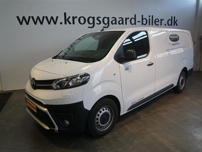 brugt Toyota Proace Long 2,0 D Comfort Navi 120HK Van 6g