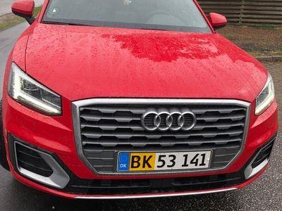usado Audi Q2 1.6 TDI 5-dørs S tronic