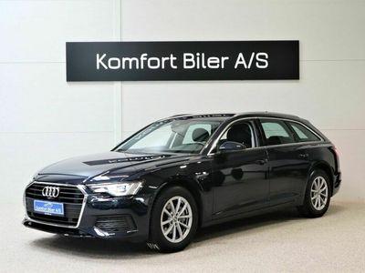 brugt Audi A6 TDi Avant S-tr. 40
