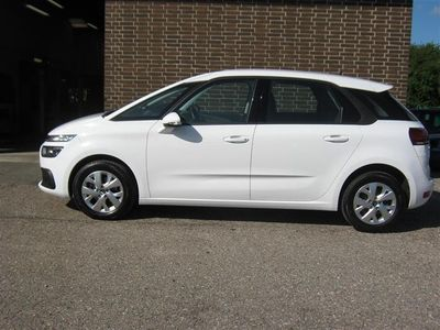 brugt Citroën C4 Picasso 1,6 Blue HDi Funky start/stop 120HK 6g