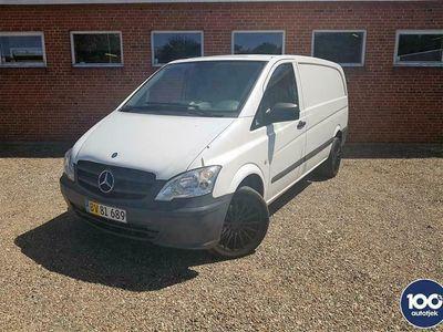 brugt Mercedes Vito 110 K 2,0 CDI Standard 95HK Van 6g