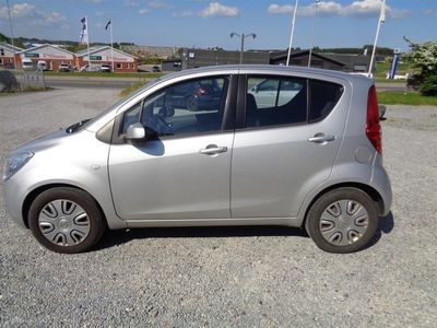 used Opel Agila 1,3 CDTI Enjoy 75HK 5d