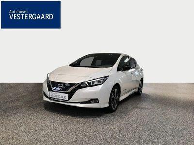 brugt Nissan Leaf el EL Tekna 150HK 5d Aut.