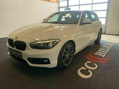 brugt BMW 118 i 1,5 Sport Line aut.
