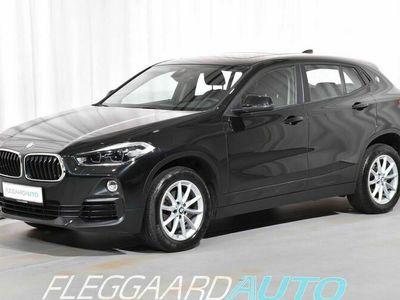 brugt BMW X2 18D 2,0 D Advantage SDrive Steptronic 150HK 5d 8g Aut.