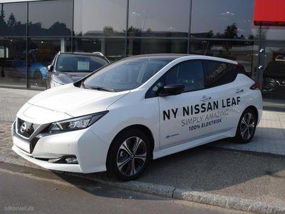 second-hand Nissan Leaf el EL Tekna 150HK 5d Aut.