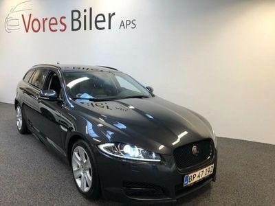 brugt Jaguar XF 3,0 D V6 S Premium Luxury SB aut.