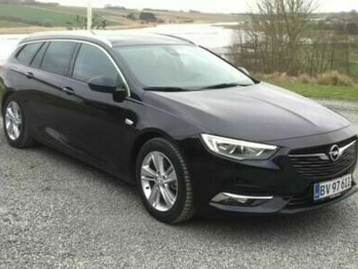 brugt Opel Insignia 1,5 T 165 Dynamic Sports Tourer