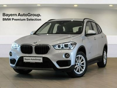 used BMW X1 2,0 sDrive20d